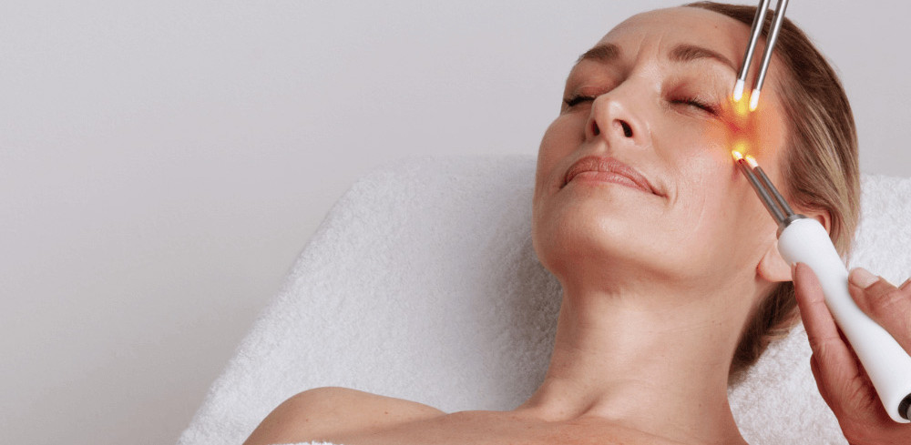 CACI Signature Non-surgical face lift and Synergy therapy.
